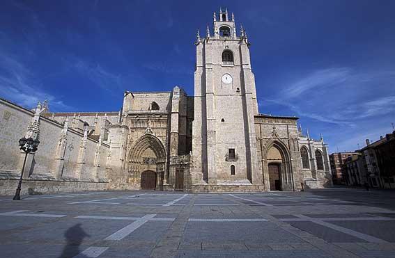 Catedral de Palencia Fuente: www.jorgetutor.com