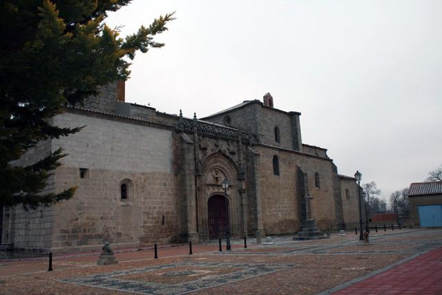El cocodrilo de Santiago de Puebla (Salamanca) Fuente: maravillasdeespana.blogspot.com