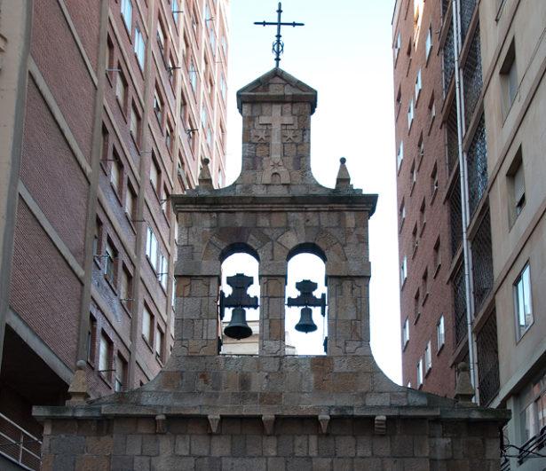 La serpiente de la Virgen del Camino Zamora Fuente: www.romanicozamora.es