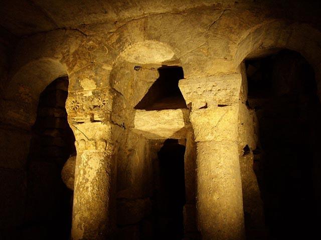 Restos Visigodos de la Catedral de Palencia