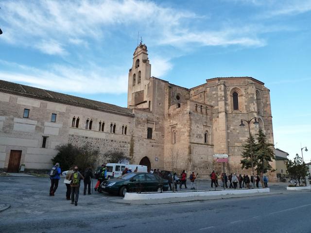Monasterio de Santa María la Real de Nieva, Segovia Fuente: paqquita.blogspot.com.es