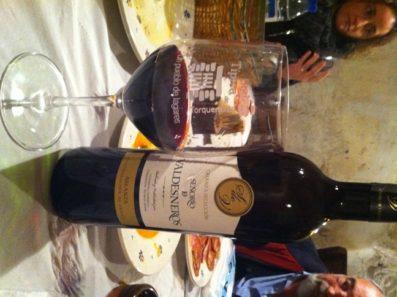 vinos de Señorío de Valdesneros Crianza
