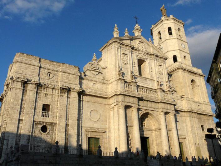 Catedrales de Castilla y León catedral de Valladolid