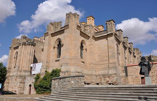 Catedral Basílica de Santa Teresa en Alba de Tormes