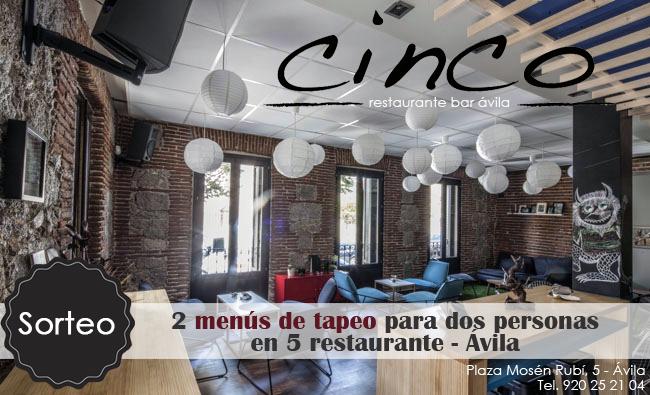Nuevo concurso ¿Cuál es tu rincón favorito de Ávila?
