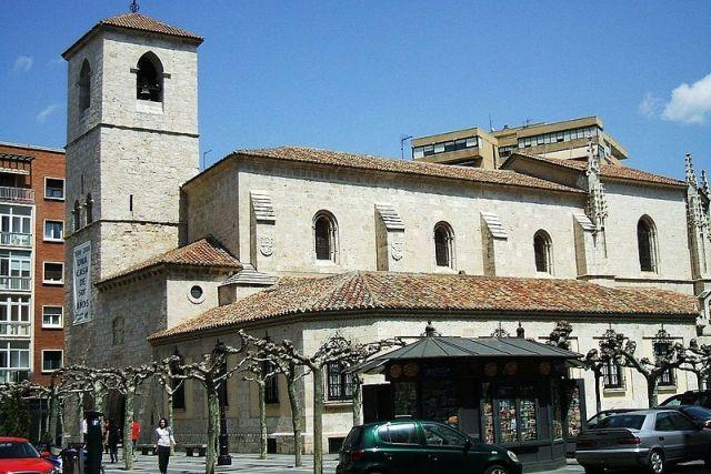 Turismo en Palencia, Iglesia de San Lázaro