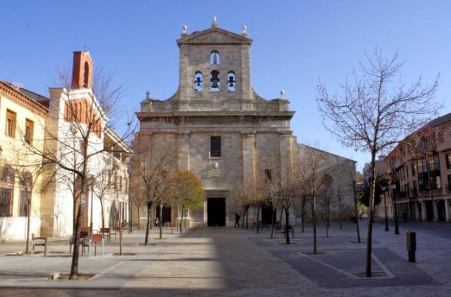 Turismo en Palencia, Iglesia de San Pablo