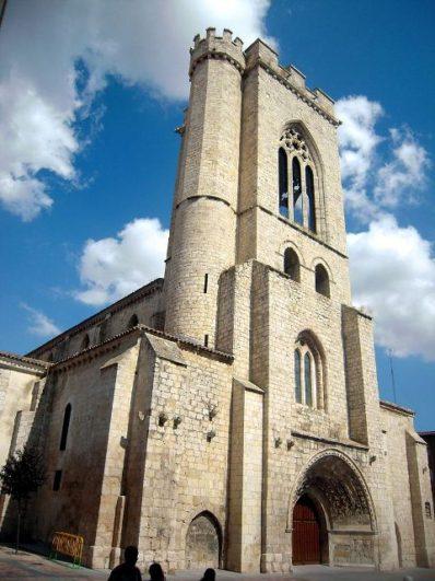 Turismo en Palencia, Iglesia de San Miguel