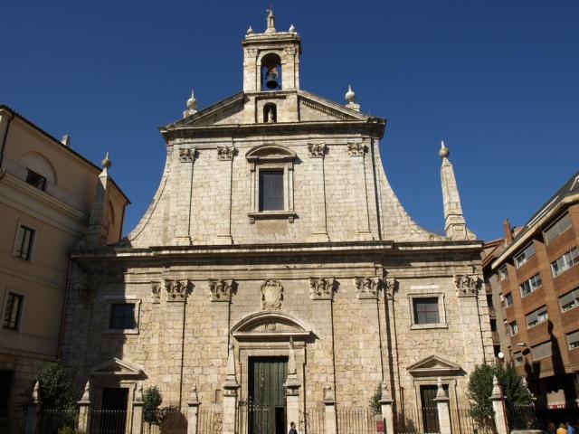 Turismo en Palencia, Iglesia de los Jesuitas