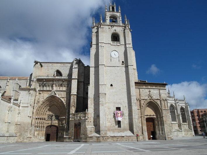 Catedral de Palencia Fuente: www.wikipedia.com