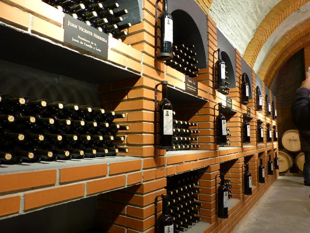 Santuario de Vinos Bodegas Protos