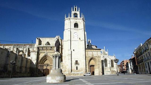 Turismo en Palencia, Catedral de San Antolin