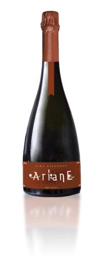 ariane botella 2007 vinos espumosos de Castilla y León