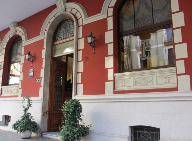 Turismo en Palencia, Casino de Palencia en la calle mayor