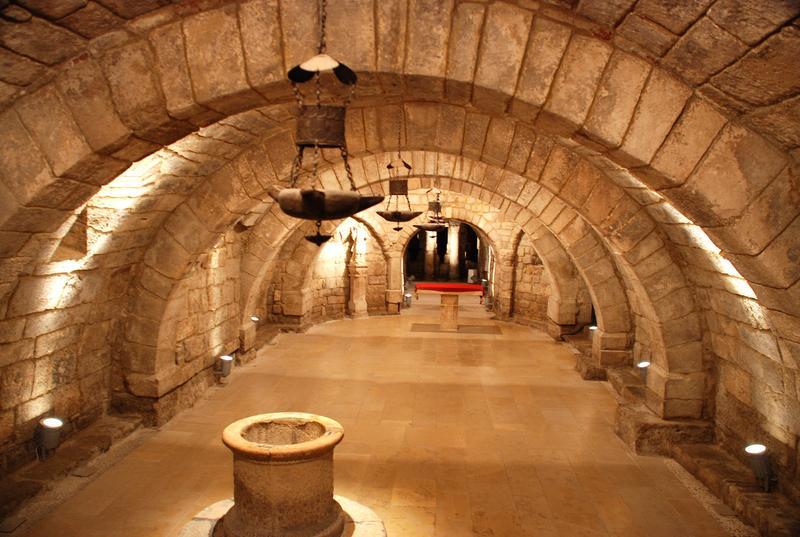 Turismo de Palencia, Cripta románica de San Antolín