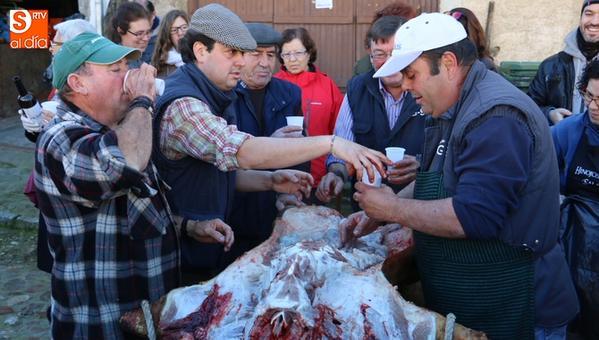 la matanza en Hinojosa del Duero Fuente: salamancartvaldia.es