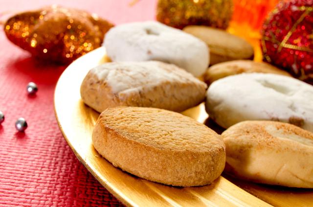 dulces de navidad Soles de Gredos
