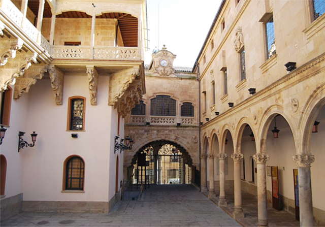 Diputación provincial de Salamanca Fuente:www.salamancaturistica.com
