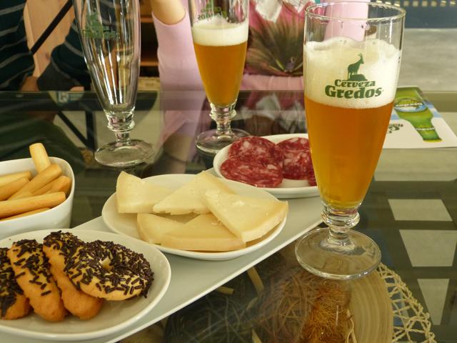 Degustación y tapeo en Cervecera Gredos