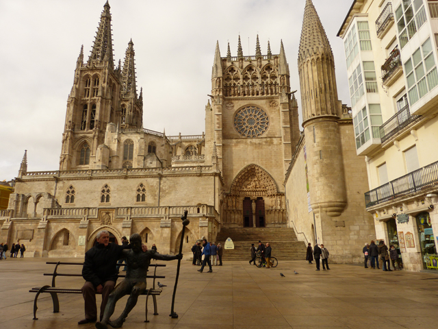 visita guiada por burgos, Catedral de burgos