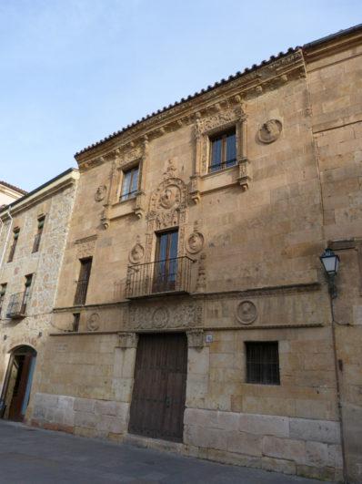 turismo en Salamanca, La casa de las muertes Salamanca