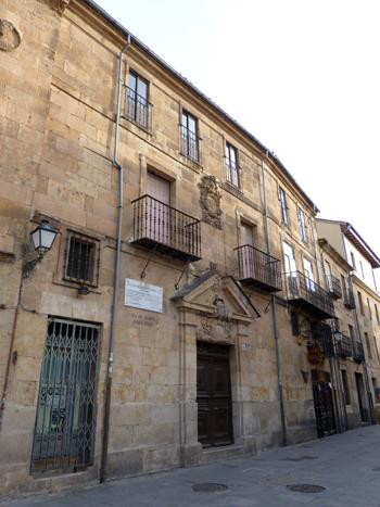 turismo en Salamanca, La otra casa de Unamuno