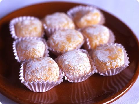 dulces de Castilla y León yemas de Ávila