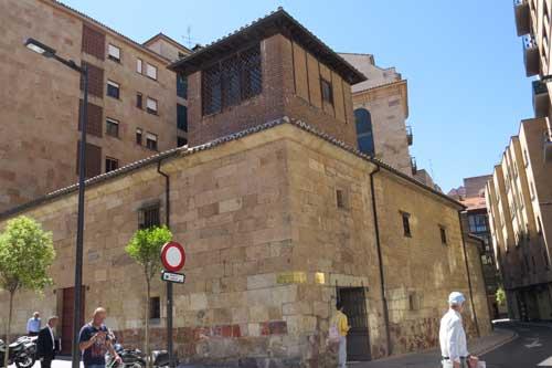 casa de las viejas en Salamanca