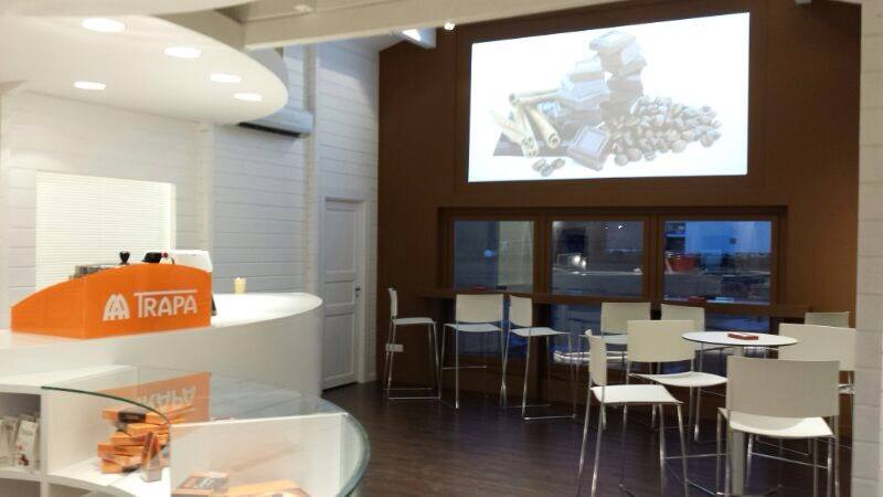 Interior de la tienda Trapa Fuente: www.trapa.com