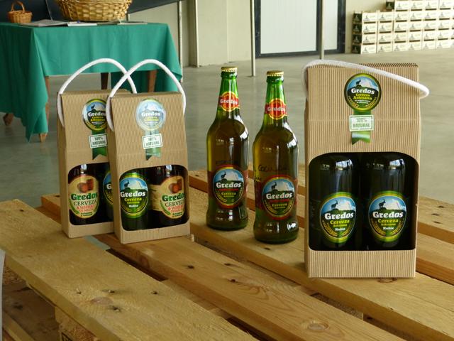 variedades en la Cervecería Gredos