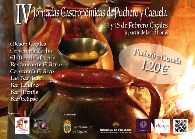 IV Jornadas Gastronómicas de Puchero y Cazuela