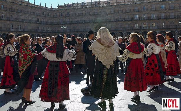 Planes para el día de las Águedas de Salamanca