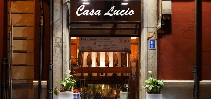 Destino Enoturismo en Palencia, Restaurante Casa Lucio con Destino Castilla y León