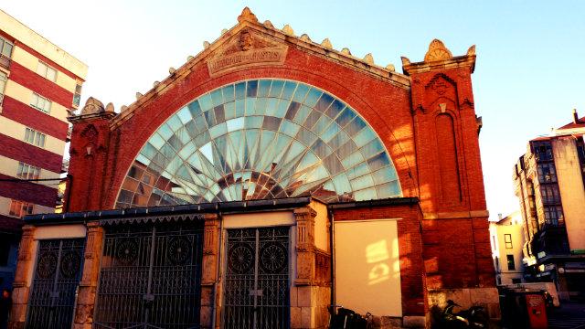 El Mercado de abastos de Zamora