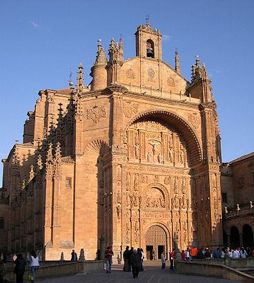 guía de salamanca Iglesia_San_Esteban_Salamanca