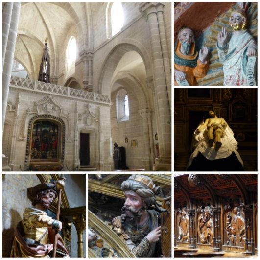 Interior Catedral de Zamora