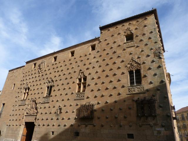 guía de Salamanca La Casa de las Conchas
