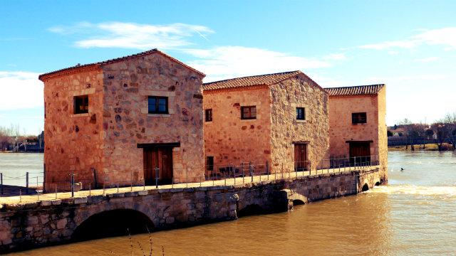 La Ruta de los Molinos en Zamora