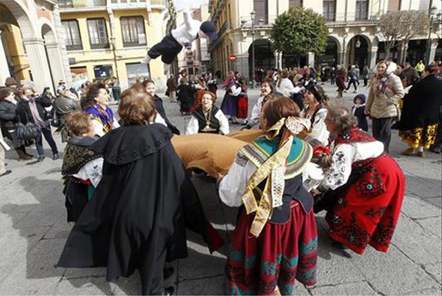 Planes para el día de las Águedas de Zamora