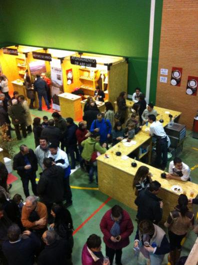 feria de la trufa Abejar-Soria Foto: Feria de la Trufa de Abejar (Facebook)