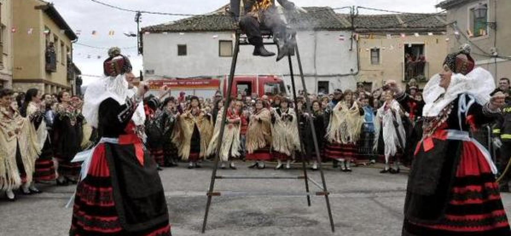 Planes para el día de las Águedas, una fiesta tradicional en Castilla y León