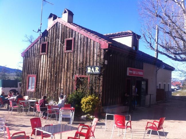 Destino Castilla y León - Comida - Bar La Pradera