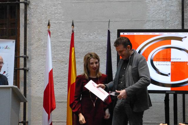 Premios Academia Castellana y Leonesa de Gastronomía El Hermitaño