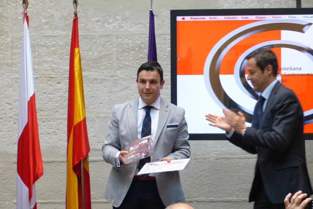 Premios Academia Castellana y Leonesa de Gastronomía Alberto Soto - Cepa 21