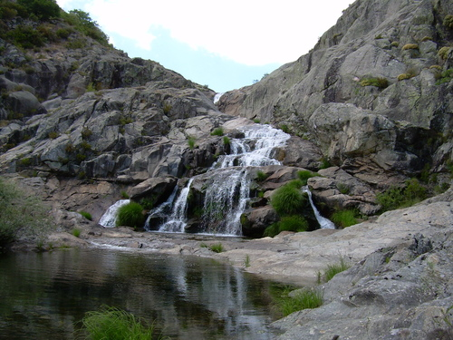 Ruta Cañón del Tera y Cueva de San Martín Fuente: es.senderators.com