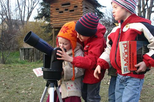 astronomia para niños en Gredos Fuente: mischicosyyo.anagramix.com