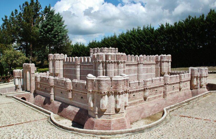 parque temático del mudéjar en Olmedo