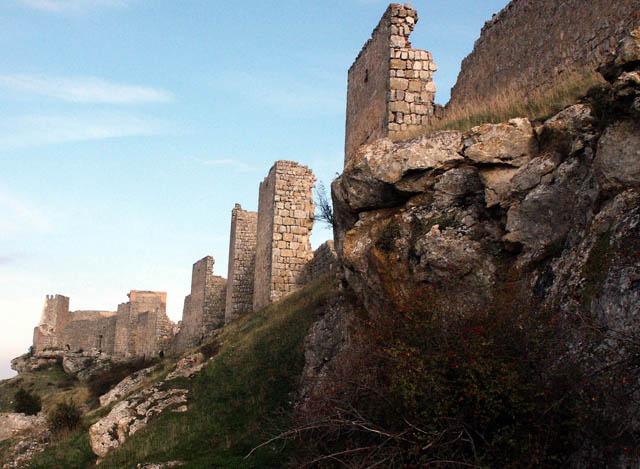 Ideas para viajar a Soria castillo de Gormaz
