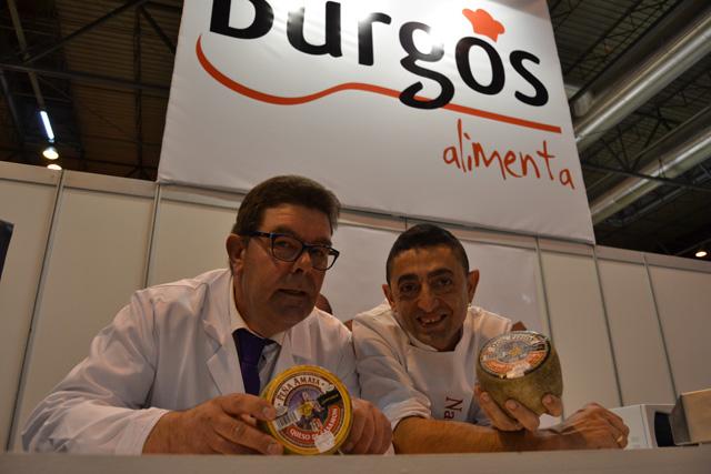 Nacho Rojo y Julio Sadornil