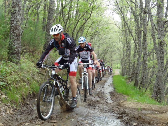 rutas en bicicleta por Sanabria Fuente: www.elmiradordesanabria.com